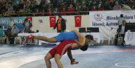 Kepezsporlu güreşçi Türkiye Şampiyonu oldu