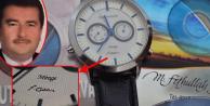 10 milyon dolara FETÖ imzalı saat