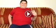 13 yaşında tam 122 kilo