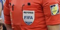 İşte 2016 FIFA kokartlı hakem listesi