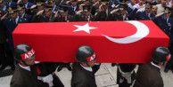 Şehit polis Özcan'ın naaşı Trabzon'a getirildi