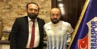 38 yaşındaki Murat Hacıoğlu'ndan bir imza daha