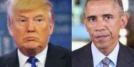 Barack Obama'dan Donald Trump'a tepki