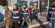 5 ilde polislere operasyon: 17 gözaltı