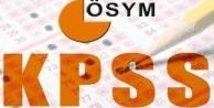 580 darbeciye KPSS soruşturması