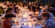 6 bin Fatihli tarihi Çukurbostan'da oruç açtı