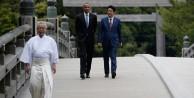 7 ülkenin liderlerini bir araya getiren G7 Zirvesi başladı