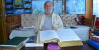 74 yıldır günlük tutan adam Türkiye tarihine tanıklık ediyor