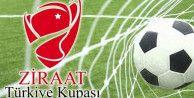 Ziraat Türkiye Kupası eşleşmeleri belli oldu
