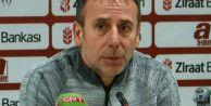 Sivasspor - Medipol Başakşehir maçının ardından