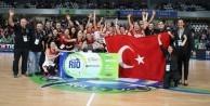 96 milli sporcudan 43'ü Rio'da Turkcell ile madalya arayacak
