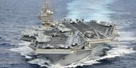 ABD donanmasından İran'a uyarı fişeği!