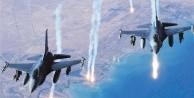 ABD istihbarat veriyor Türk jetleri vuruyor