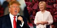 Kim önde? Donald Trump mı, Hillary Clinton mı?