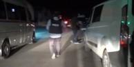 Adana'da polise saldırı!