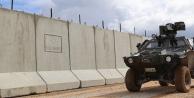 Afrin sınırındaki Mehmetçiğe ateş açıldı