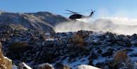 Ağrı ve Tendürek dağları PKK'ya dar edildi!