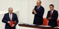 AK Parti bugün Meclis'te tam kadro