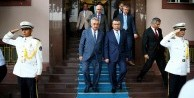 AK Parti heyeti Emniyet Genel Müdürü Lekesiz'i ziyaret etti