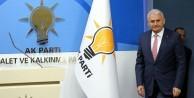 AK Parti A takımına 8 yeni isim