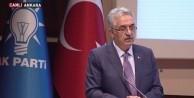 """AK Parti'de FETÖ'cü yok demedim"""