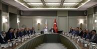 AK Parti'de MYK toplantısı sona erdi