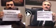 Ak Partili Çamlı'dan Eren Erdem'i ekarte eden video