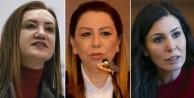 AK Parti'nin 'A' takımındaki 3 kadın