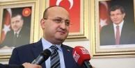 Akdoğan o parti liderine 'Brütüs' dedi
