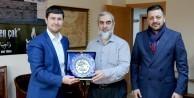 Akit TV'den Sosyal Doku Vakfı'na ziyaret