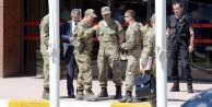 Aksakallı, Erdoğan için alınan tedbirleri inceledi