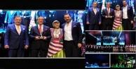 Ali Ağaoğlu'na 'Yılın Babası' ödülü