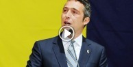 Ali Koç Fenerbahçe başkanlığına aday oldu