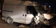 Alkollü sürücü kaldırıma çıktı: 7 yaralı