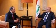 Almanya'da Barzani-İbadi görüşmesi