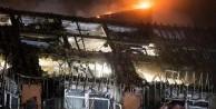 Almanya'da hastane yangını: 2 kişi öldü