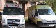 Ambulanslara silahlı saldırı