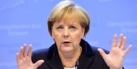 Angela Merkel Türkiye'yi örnek gösterdi
