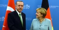 İkiyüzlü Merkel'den Cumhurbaşkanı Erdoğan'a telefon