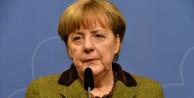 Angela Merkel'den Türkiye'yi kızdıracak açıklama