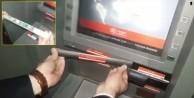 Ankara'da ATM'den böyle vurgun yaptılar