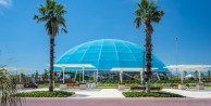 Antalya EXPO 2016'nın  doğal güneş koruması Serge Ferrari'den...