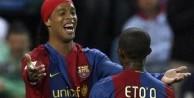 Antalya'da Ronaldinho şoku