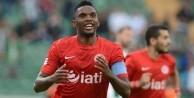 Antalyaspor'da Eto'o şoku yaşınıyor