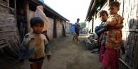 Arakan'da 80.000 kişi gıda yardımı bekliyor