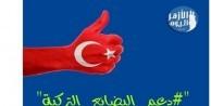Arap dünyasından Türkiye'ye destek