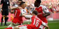 Arsenal 120 dakikada finale uçtu!