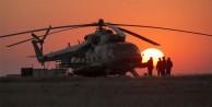 Askeri helikopter düştü: 17 ölü