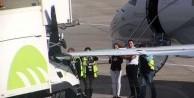 Atatürk Havalimanı'nda ilginç kaza yaşandı