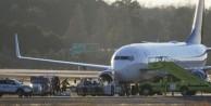Havaalanı'nda bomba ihbarı!